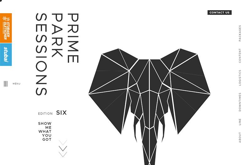2018 Park Offer | Prime Park Sessions