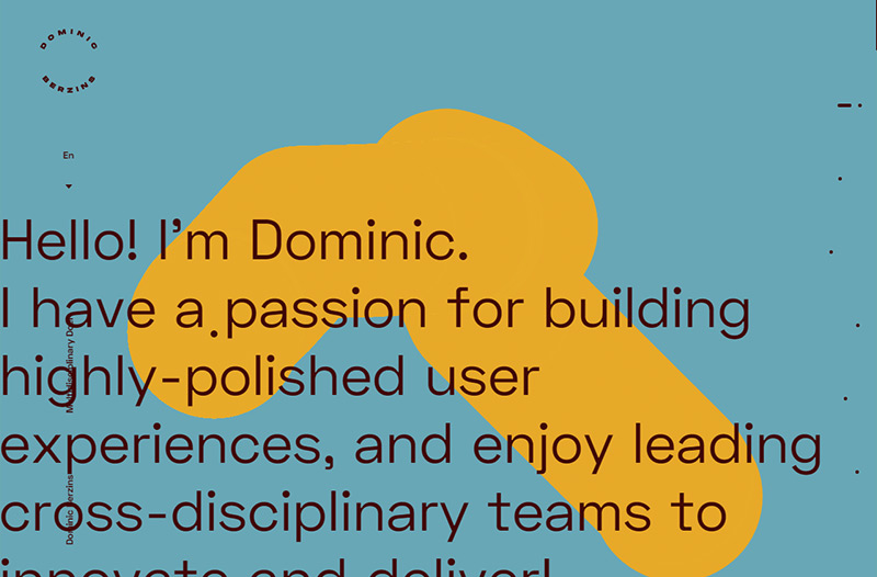 Dominic Berzins