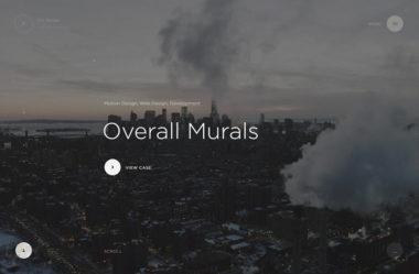 EFIR MEDIAのWebデザイン