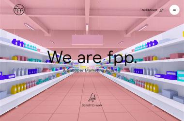 FPPのWebデザイン