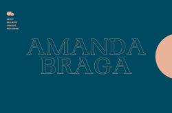 Amanda BragaのWebデザイン