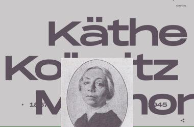 Käthe Kollwitz Memorial