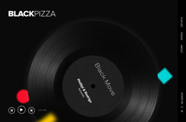 Black Move de Radio Pizza