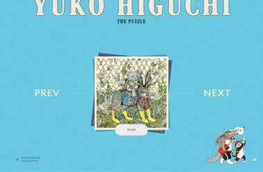 Yuko Higuchi – The Puzzle