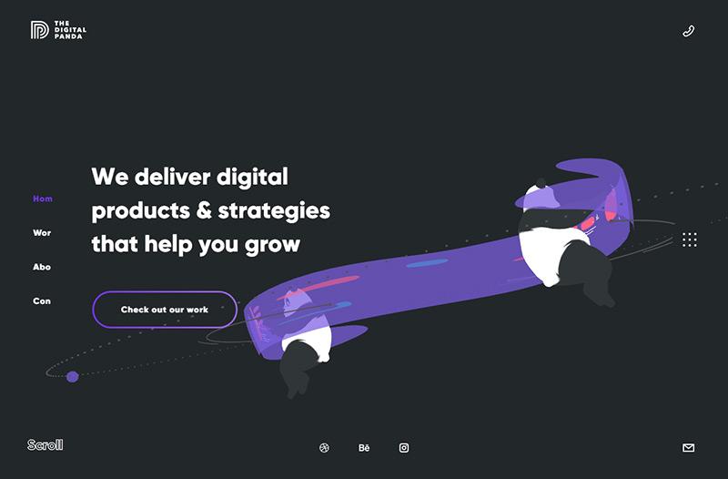 The Digital Panda
