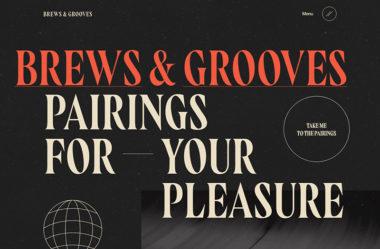 Brews & Grooves
