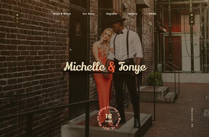 Michelle & Tonye – Wedding Day
