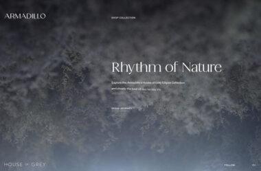 Rhythm of Nature