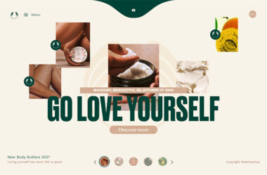 The Body Shop – Body Butters